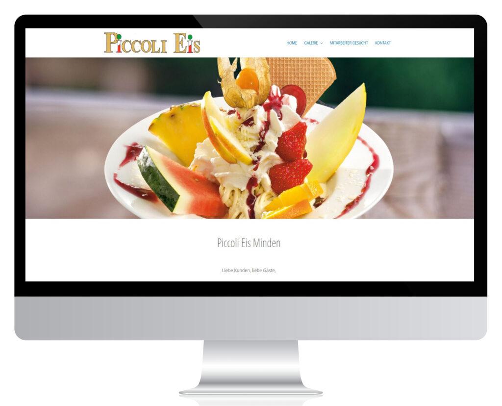 Eiscafe Piccoli Minden